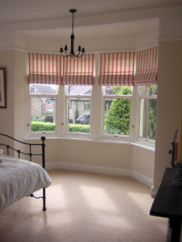 Blinds By Suzanne Robertson Roman Blinds